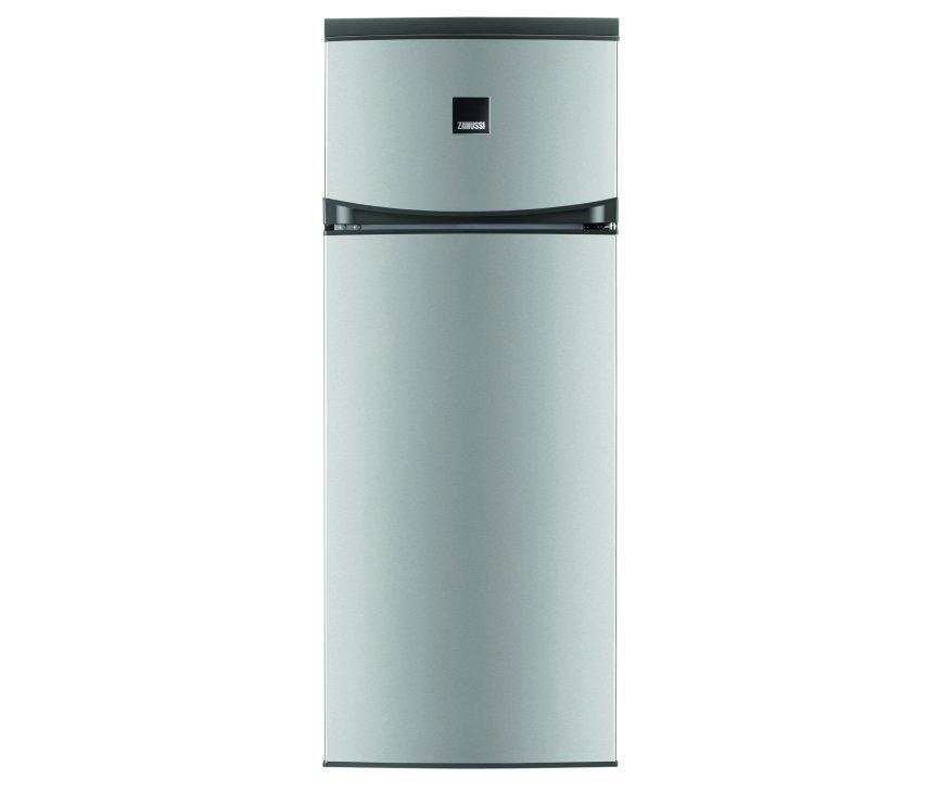 De buitenzijde van de Zanussi ZRT23100XA koelkast