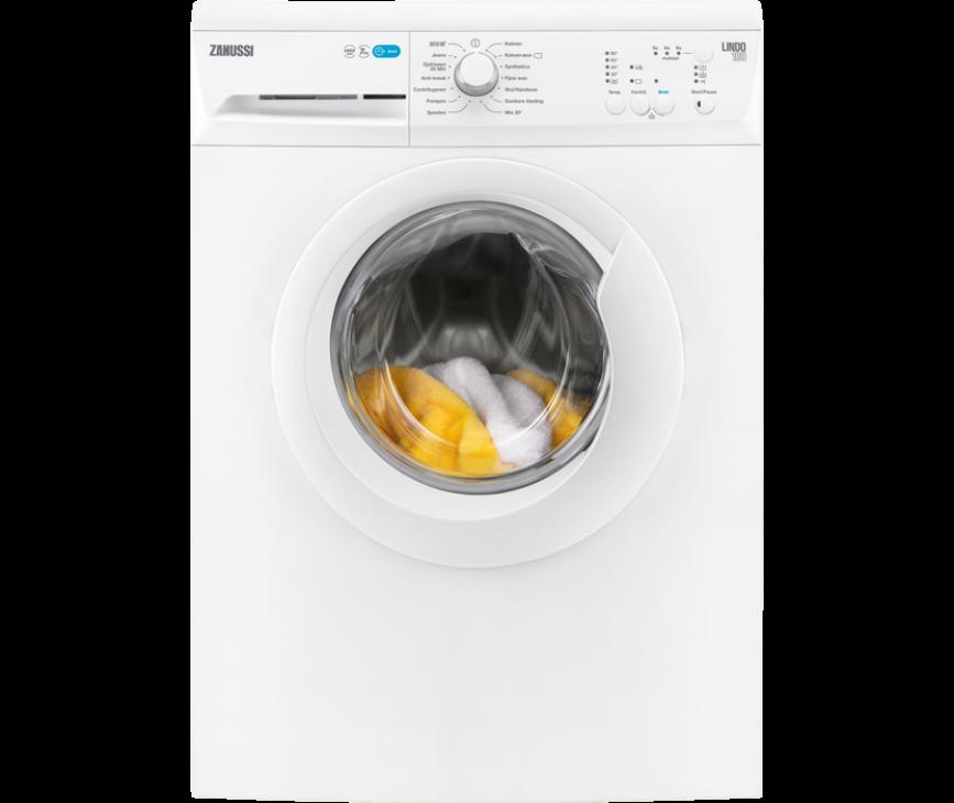 Zanussi ZWF71440W wasmachine