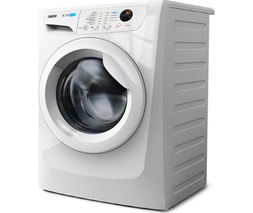 De eenvoudige bediening van de Zanussi ZWF81463W wasmachine is een groot pluspunt in gebruik