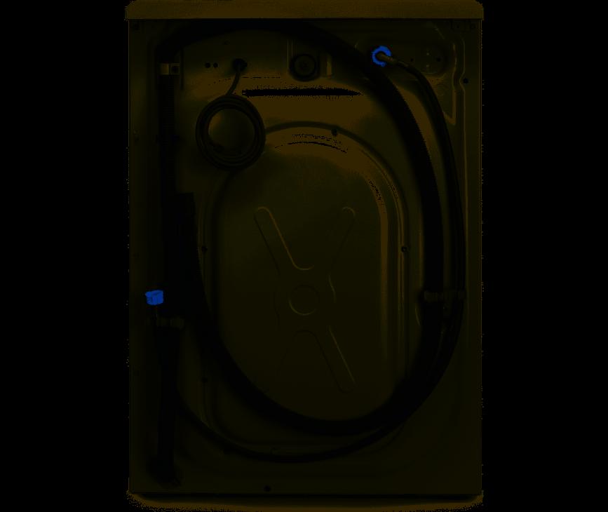 Zanussi ZWFN742TW wasmachine achterkant