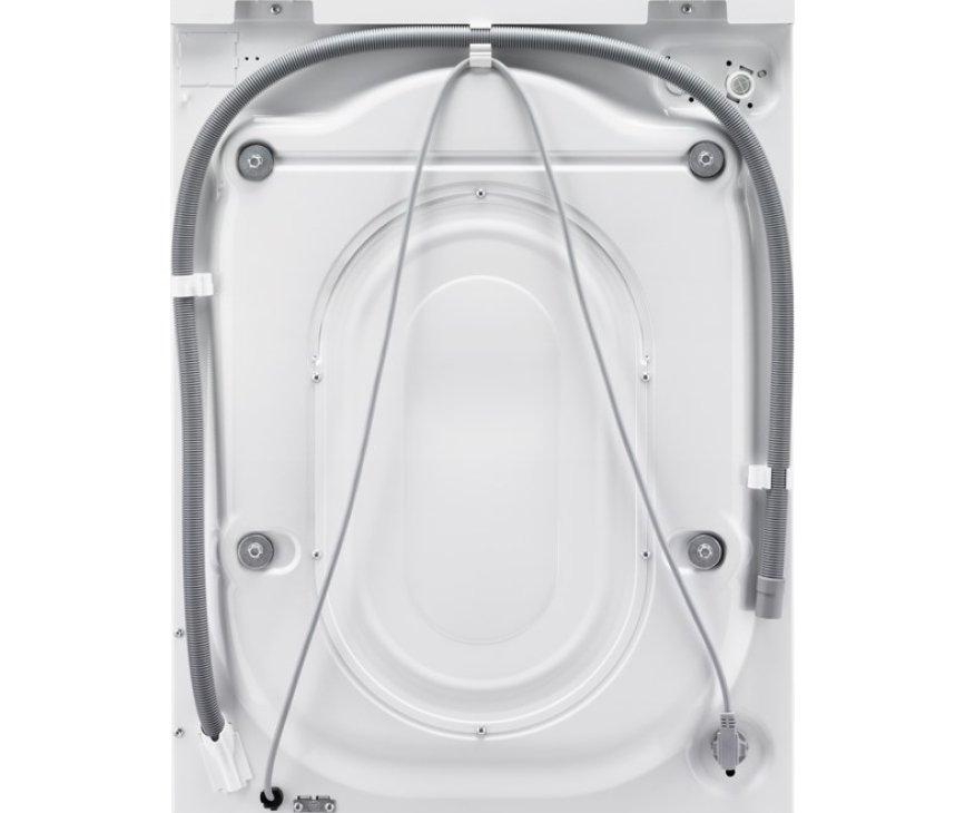 Afbeelding van de achterzijde Zanussi ZWF81663W wasmachine