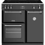 STOVES fornuis inductie Richmond S900 EI zwart