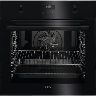 AEG oven inbouw zwart BPE435060B