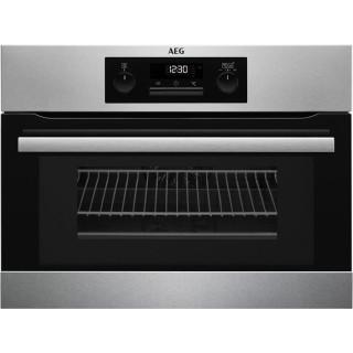 AEG oven met magnetron inbouw KMS361000M