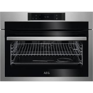 AEG oven inbouw rvs KPE748280M