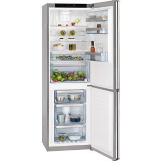 AEG koelkast rvs S83430CTX2
