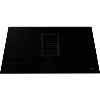ATAG inductie kookplaat met afzuiging zwart HIDD8471EV