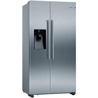 BOSCH side-by-side koelkast rvs KAD93AIEP