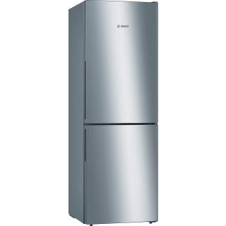 BOSCH koelkast rvs-look KGV33VLEA