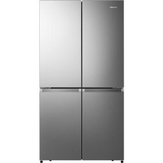 HISENSE side-by-side koelkast rvs-look RQ758N4SAI1