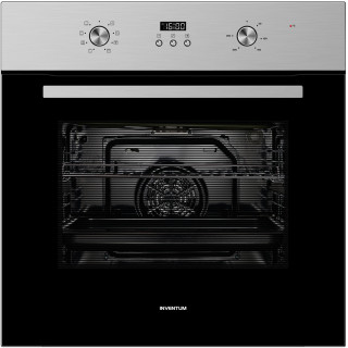 INVENTUM oven rvs inbouw IOH6070RK