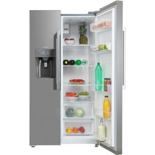 INVENTUM side-by-side koelkast rvs SKV1782RI