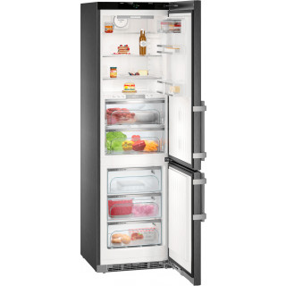 LIEBHERR koelkast blacksteel CBNbs4875-20