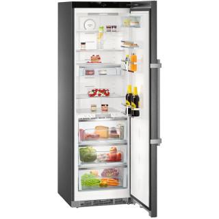 LIEBHERR koelkast blacksteel KBbs4370-21