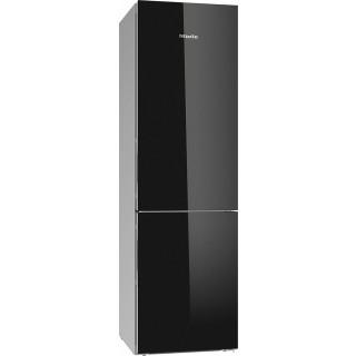MIELE koelkast zwart KFN 29683 D obsw