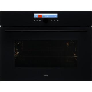PELGRIM oven met magnetron inbouw antraciet MAC834ANT