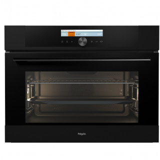 PELGRIM oven inbouw matzwart OVM834MAT
