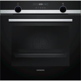 SIEMENS oven inbouw zwart HB557ABS0