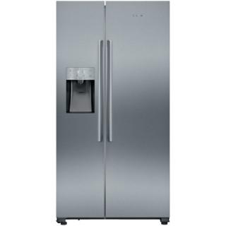 SIEMENS side-by-side koelkast rvs KA93DAIEP