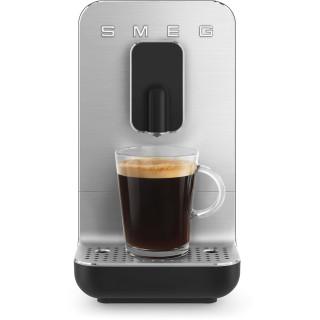 SMEG koffiemachine mat zwart BCC01BLMEU