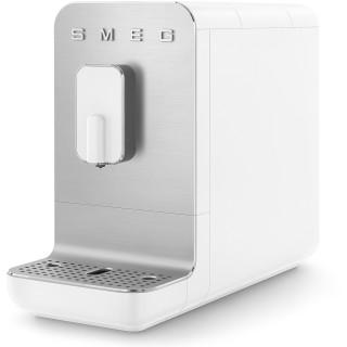 SMEG koffiemachine mat wit BCC01WHMEU
