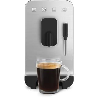 SMEG koffiemachine mat zwart BCC02BLMEU
