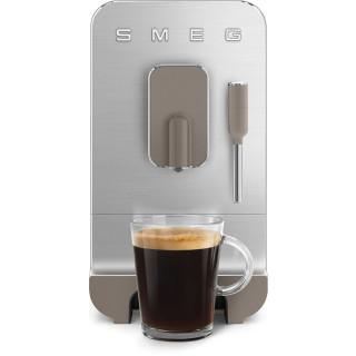 SMEG koffiemachine mat taupe BCC02TPMEU