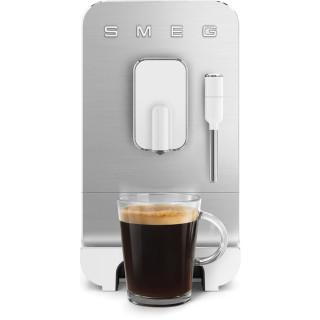 SMEG koffiemachine mat wit BCC02WHMEU