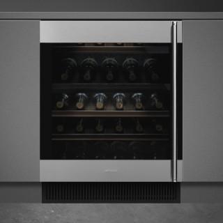 SMEG wijnkoelkast onderbouw CVI338LX3