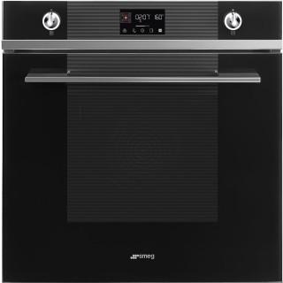 SMEG oven inbouw zwart SO6102TN