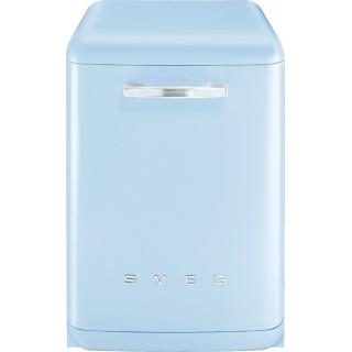 SMEG vaatwasser pastelblauw BLV2AZ2