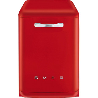 SMEG vaatwasser rood BLV2R2