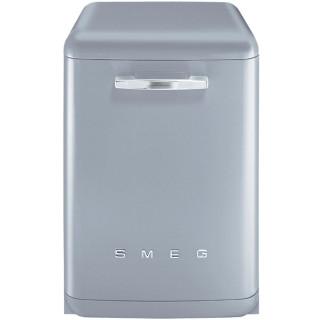 SMEG vaatwasser zilver metallic BLV2X2