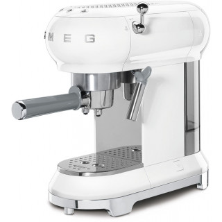 SMEG koffiemachine watergroen ECF01WHEU