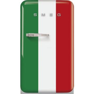 SMEG koelkast tafelmodel tricolore FAB10HRDIT5
