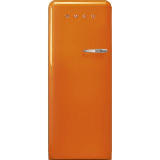 SMEG koelkast oranje FAB28LOR5