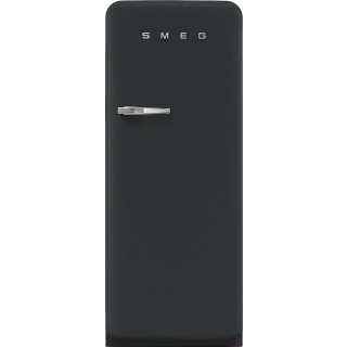 SMEG koelkast black velvet FAB28RDBLV5