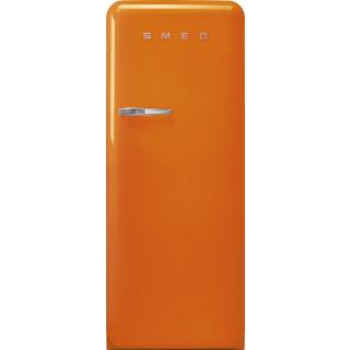 SMEG koelkast oranje FAB28ROR5