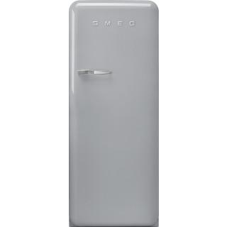 SMEG koelkast zilver metallic FAB28RSV5