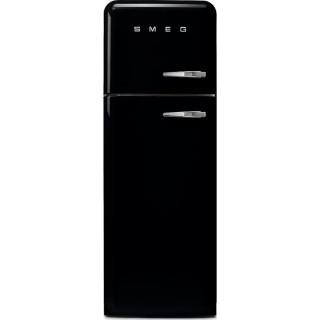SMEG koelkast zwart FAB30LBL5
