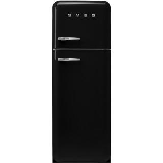 SMEG koelkast zwart FAB30RBL5