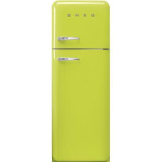 SMEG koelkast lime groen FAB30RLI3