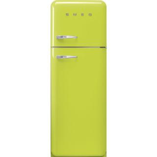 SMEG koelkast lime groen FAB30RLI5
