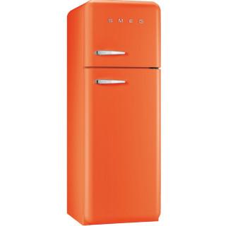 SMEG koelkast oranje FAB30RO1
