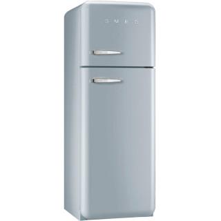 SMEG koelkast zilver metallic FAB30RX1