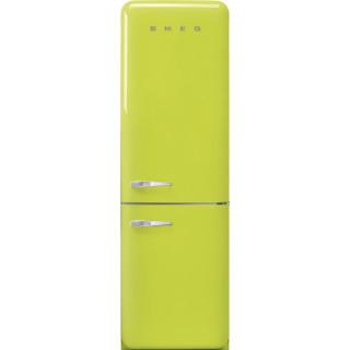 SMEG koelkast limegroen FAB32RLI5