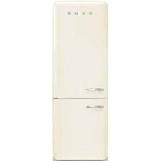 SMEG koelkast creme FAB38LCR5