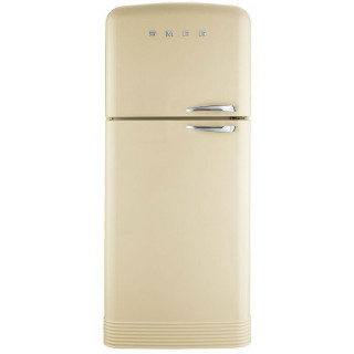 SMEG koelkast crème FAB50LCR5
