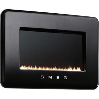 SMEG gashaard zwart L30FABBL