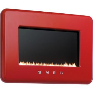 SMEG gashaard rood L30FABRE